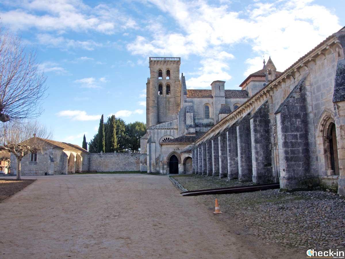 L'Abbazia ed il Monastero de las Huelgas a Burgos (Spagna)