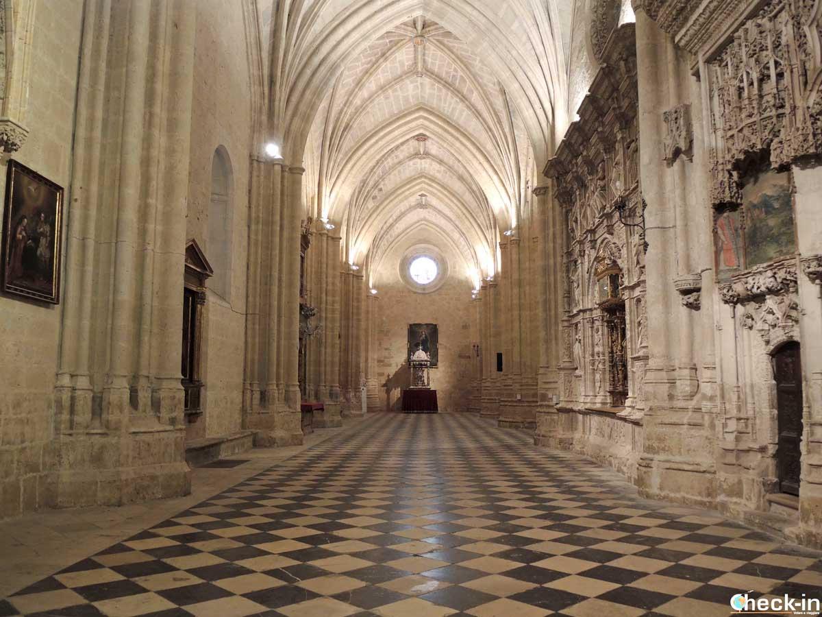 """Visita della Cattedrale di Palencia, la """"Bella Sconosciuta"""""""