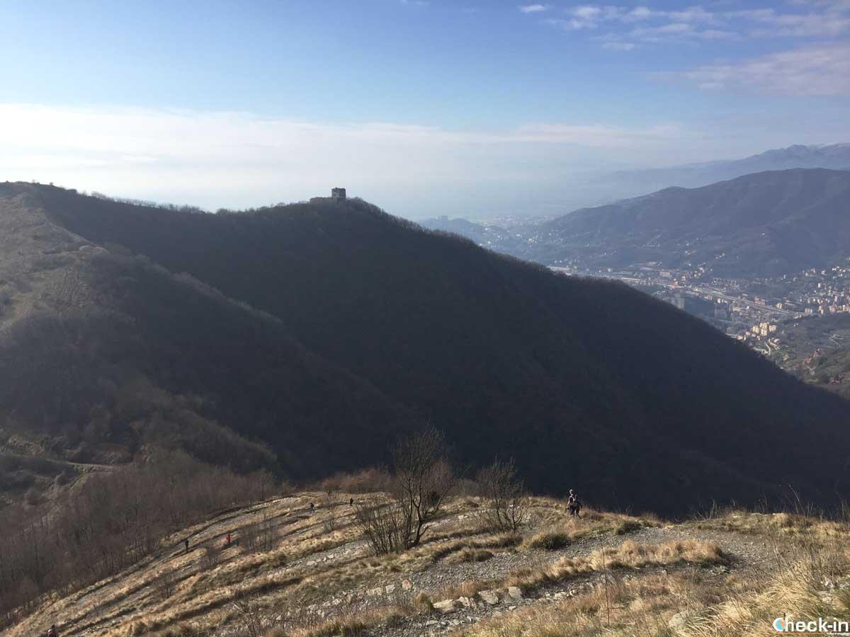 Parco delle Mura e dei Forti di Genova - Forte Diamante (Liguria)