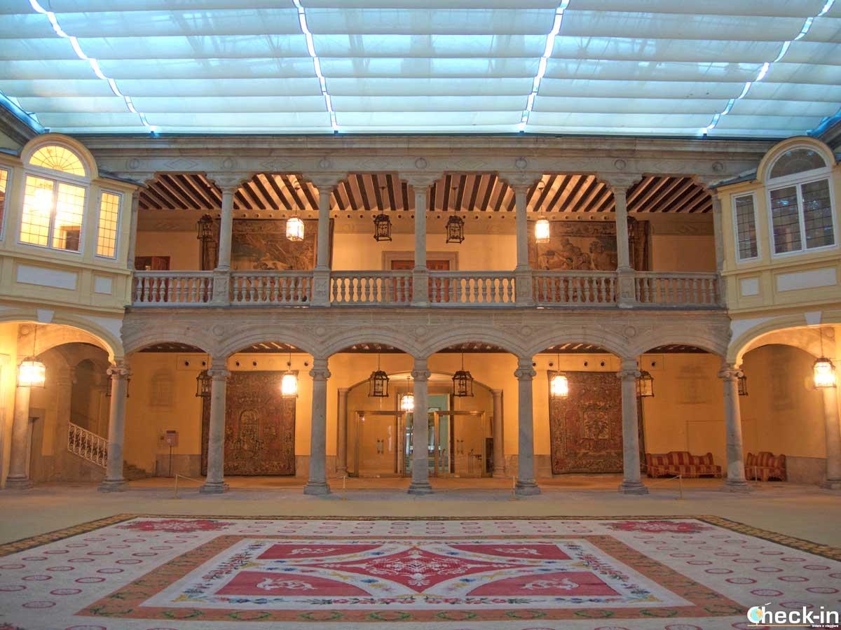 Visita guidata del Palazzo Reale di El Pardo a Madrid (Spagna)