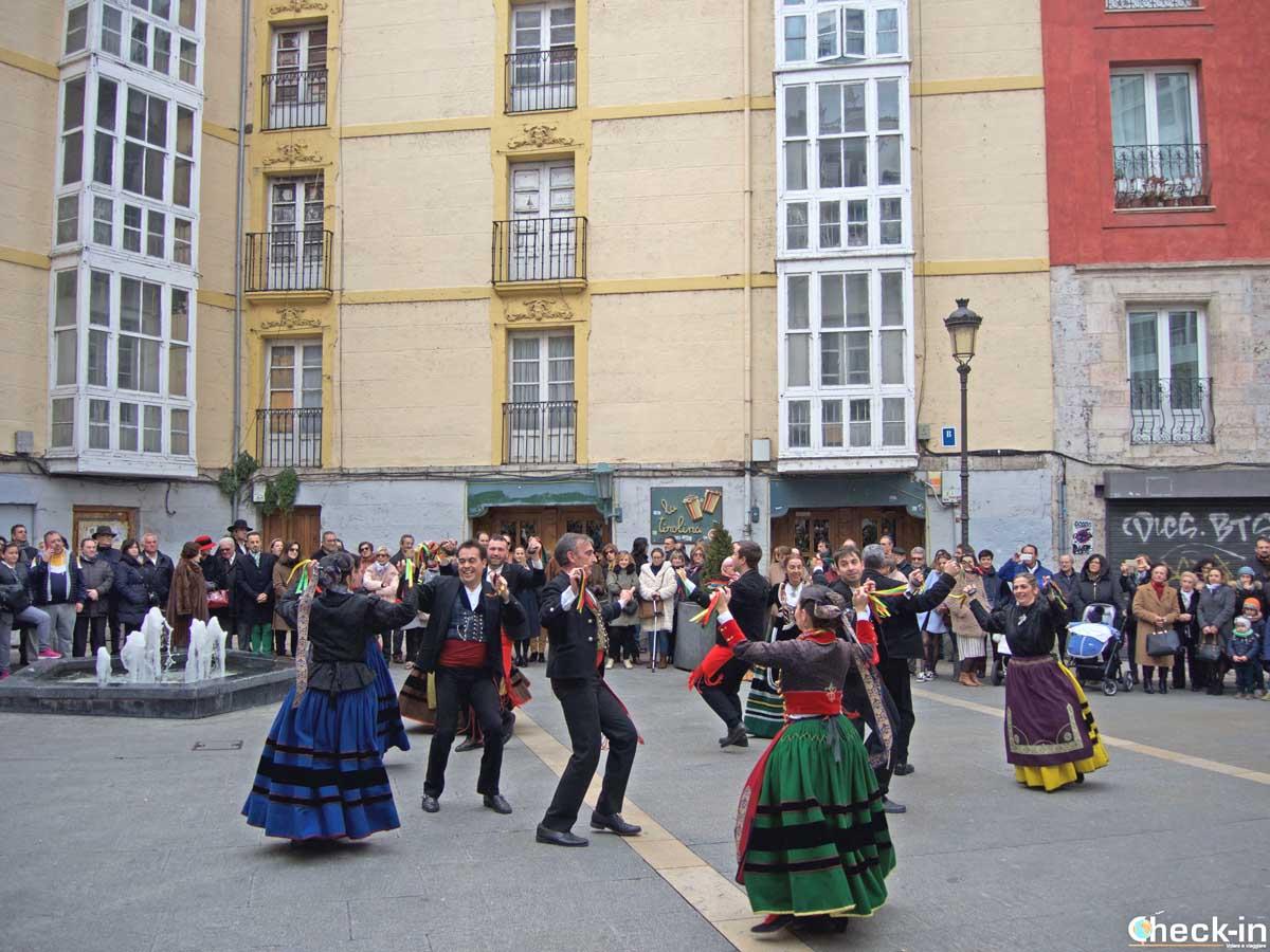 Festa patronale di San Lesmes a Burgos - Castiglia e León, Spagna