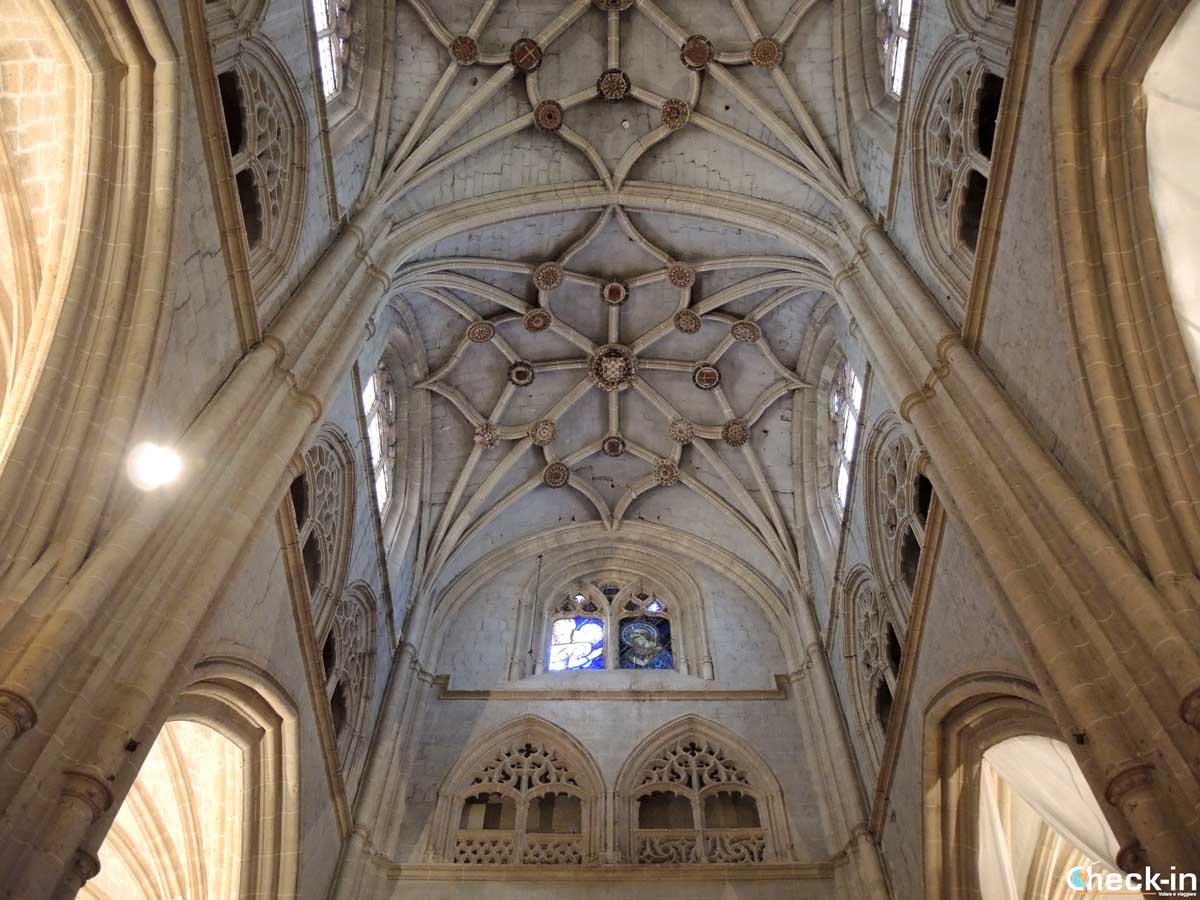 Volta della Cattedrale di Palencia - Spagna del nord