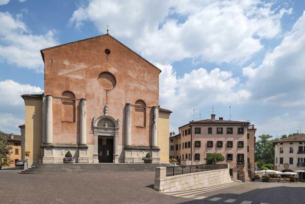 Il Duomo di S. Marco a Pordenone - Friuli-Venezia Giulia
