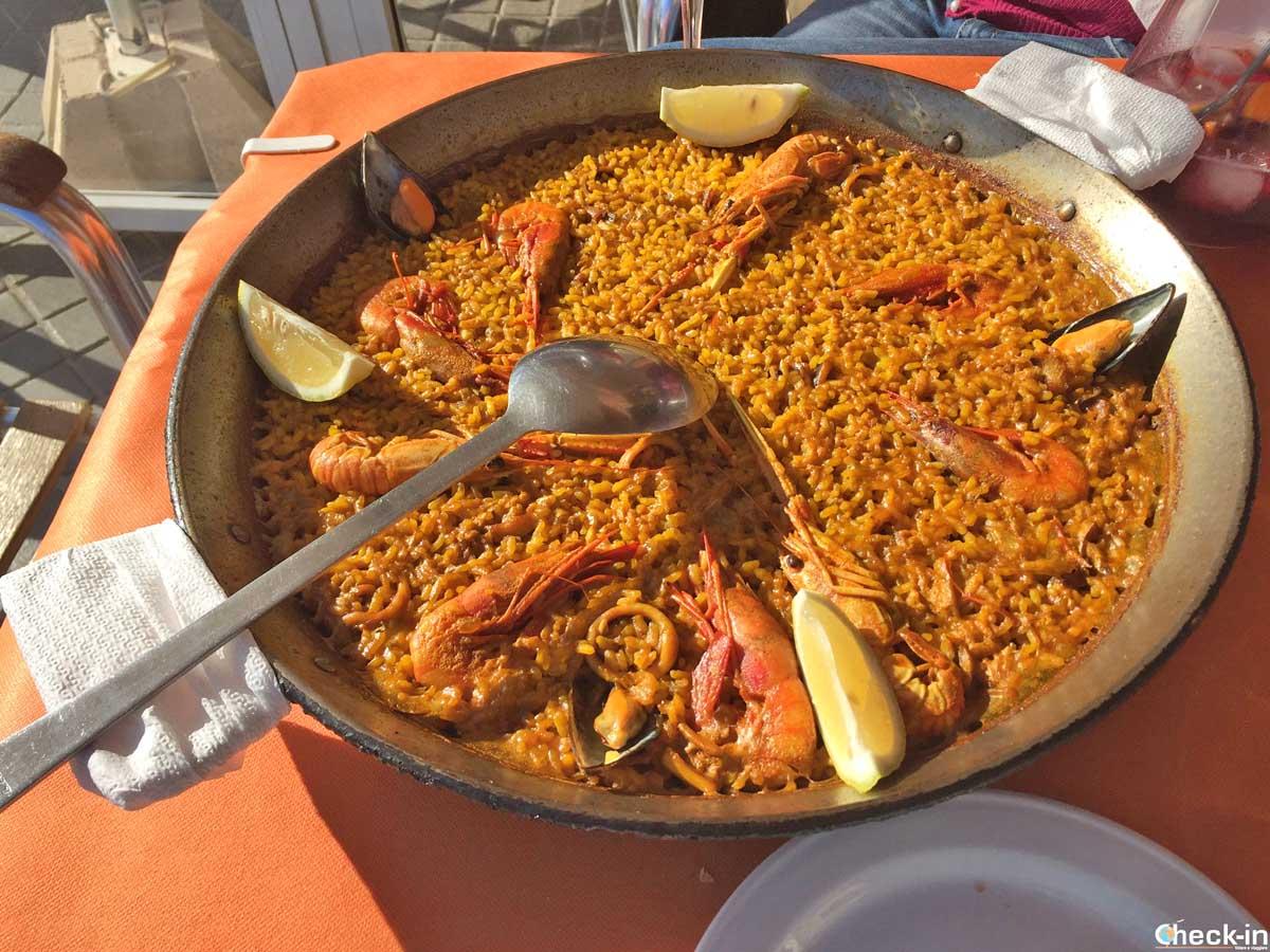 Escursione al Parco dell'Albufera di Valencia per mangiare la vera paella
