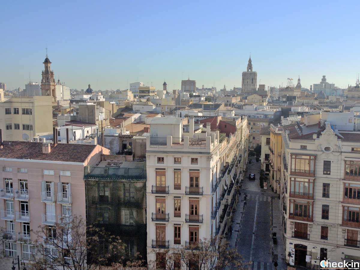 Info e prenotazioni visitte guidate in italiano nel centro storico di Valencia (Spagna)