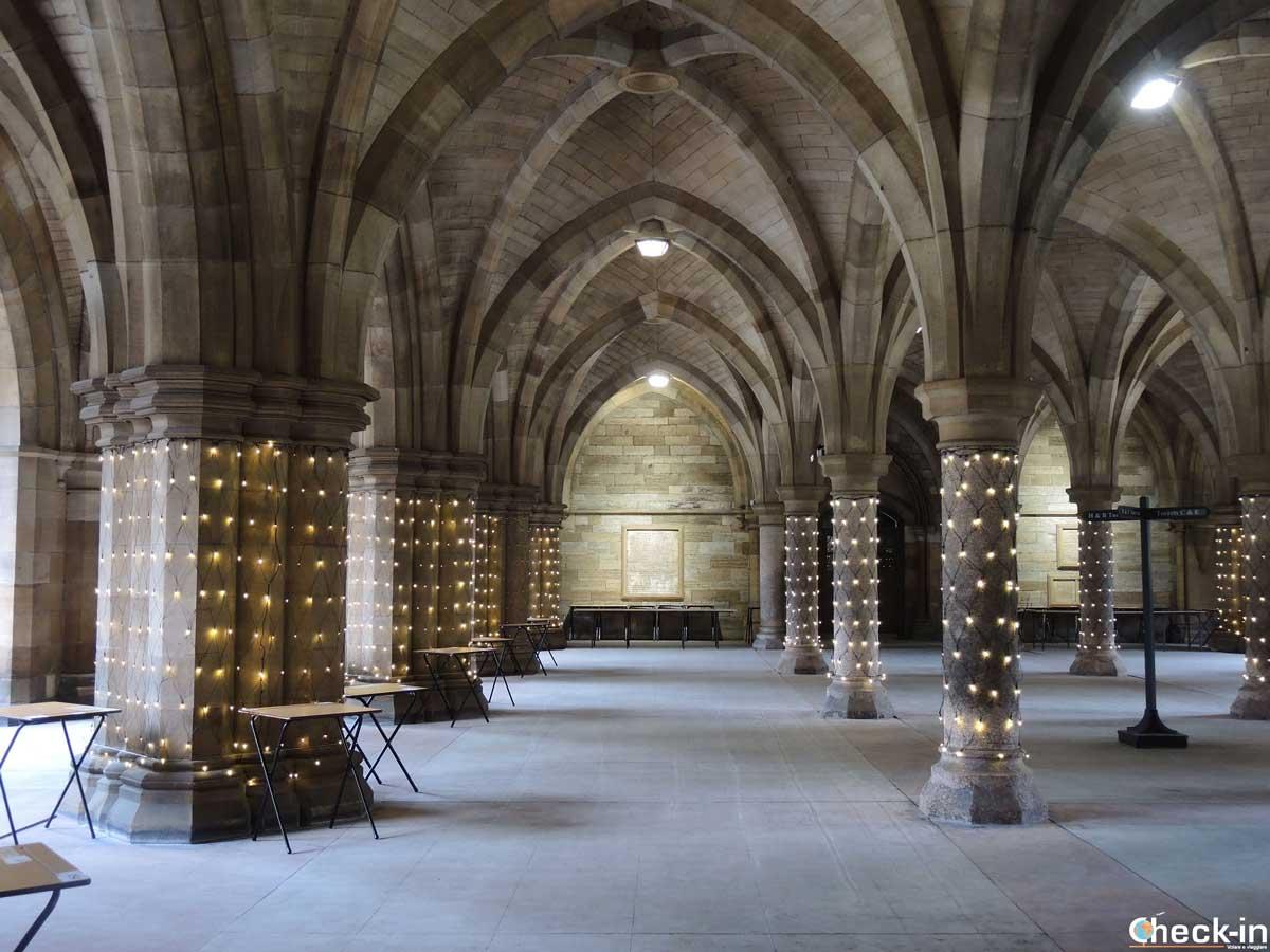 L'Università di Glasgow apparsa nella terza stagione di Outlander