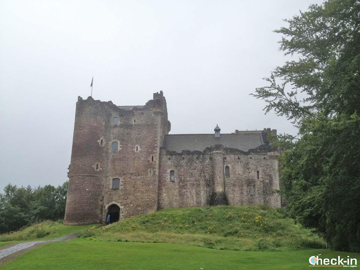 Location di Outlander in Scozia: Castle Leoch