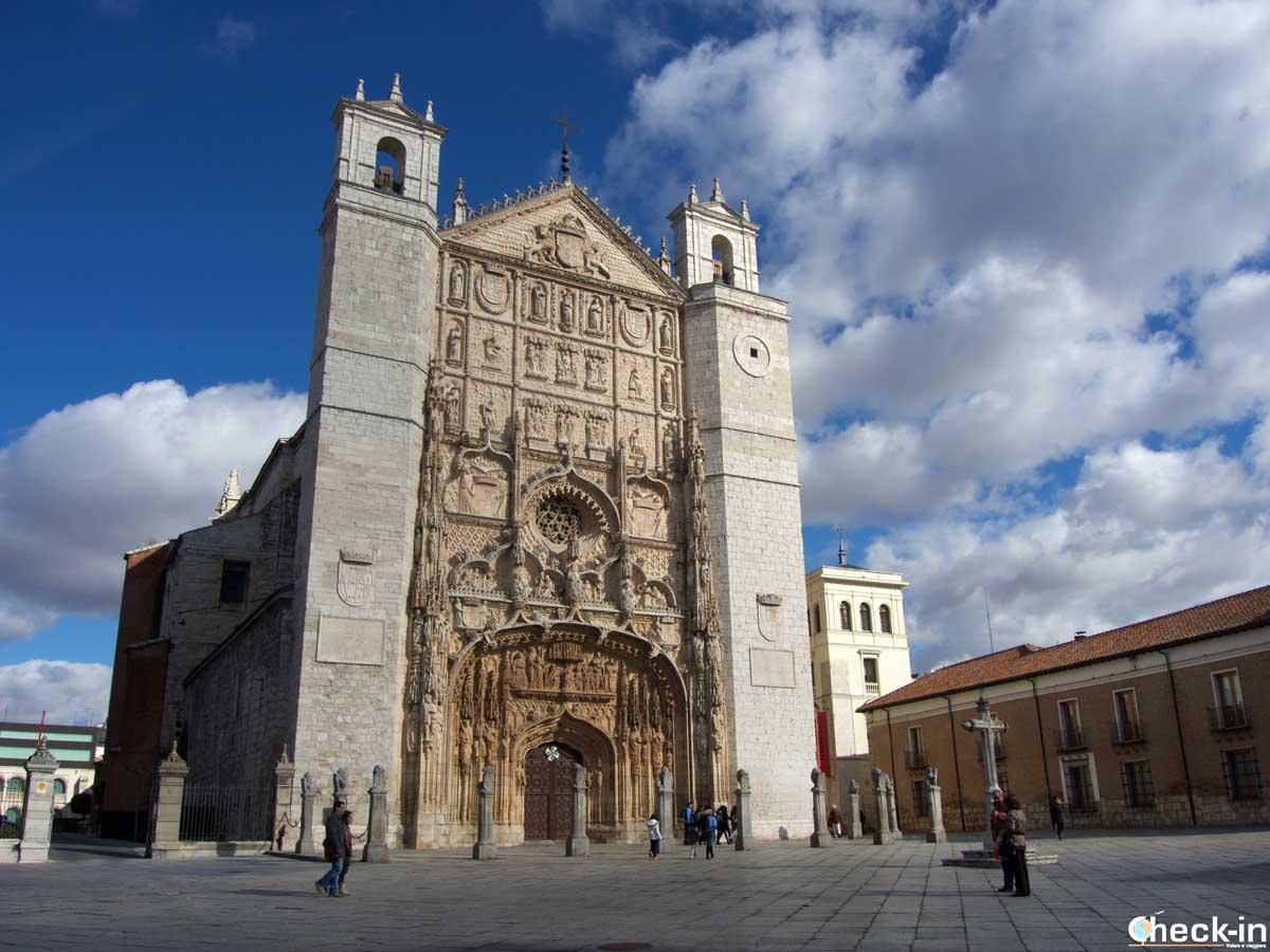 Iglesia de San Pablo a Valladolid | Check-in Blog di Stefano Bagnasco