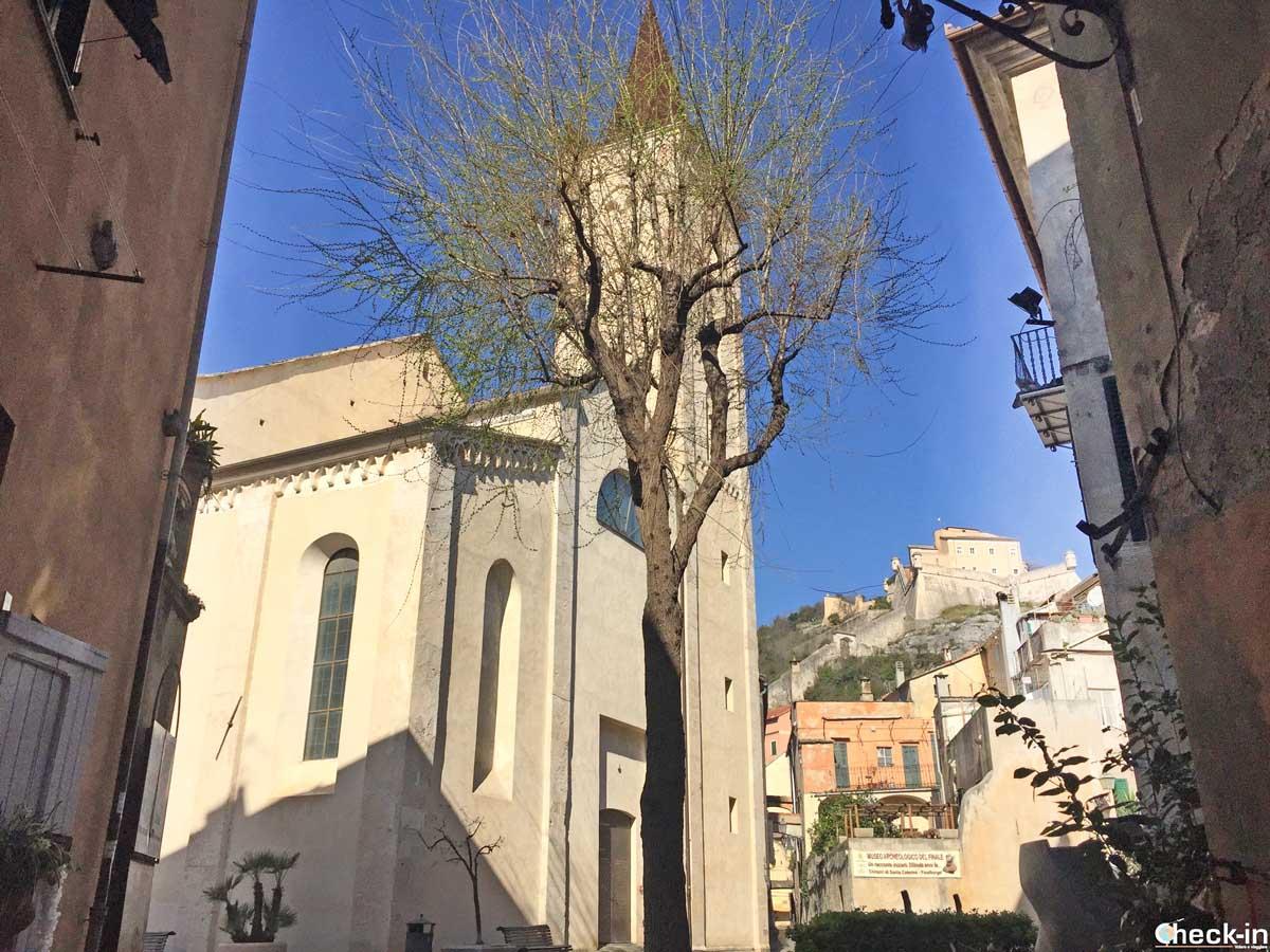 La Chiesa ed il Convento di S. Caterina a Finalborgo - Riviera ligure di ponente