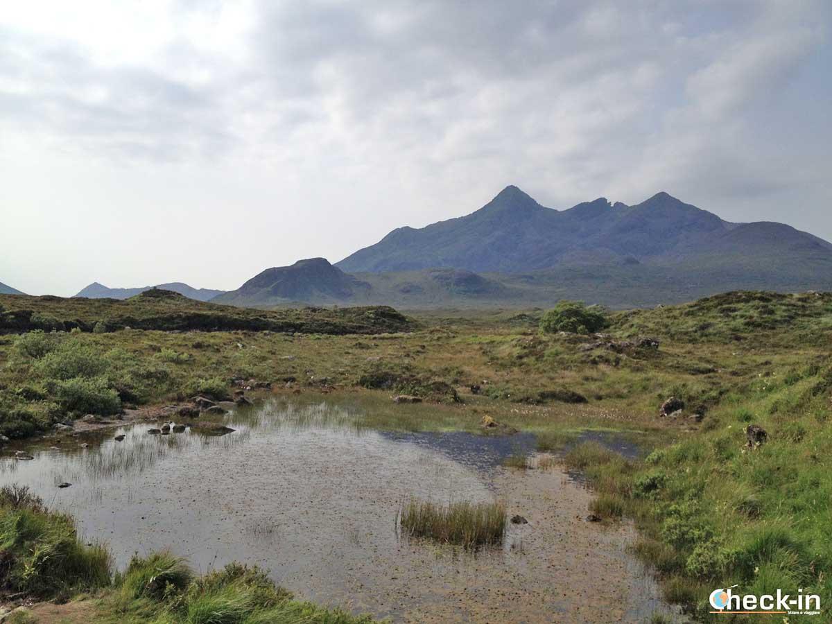 Tour delle bellezze naturali dell'isola di Skye (Scozia)