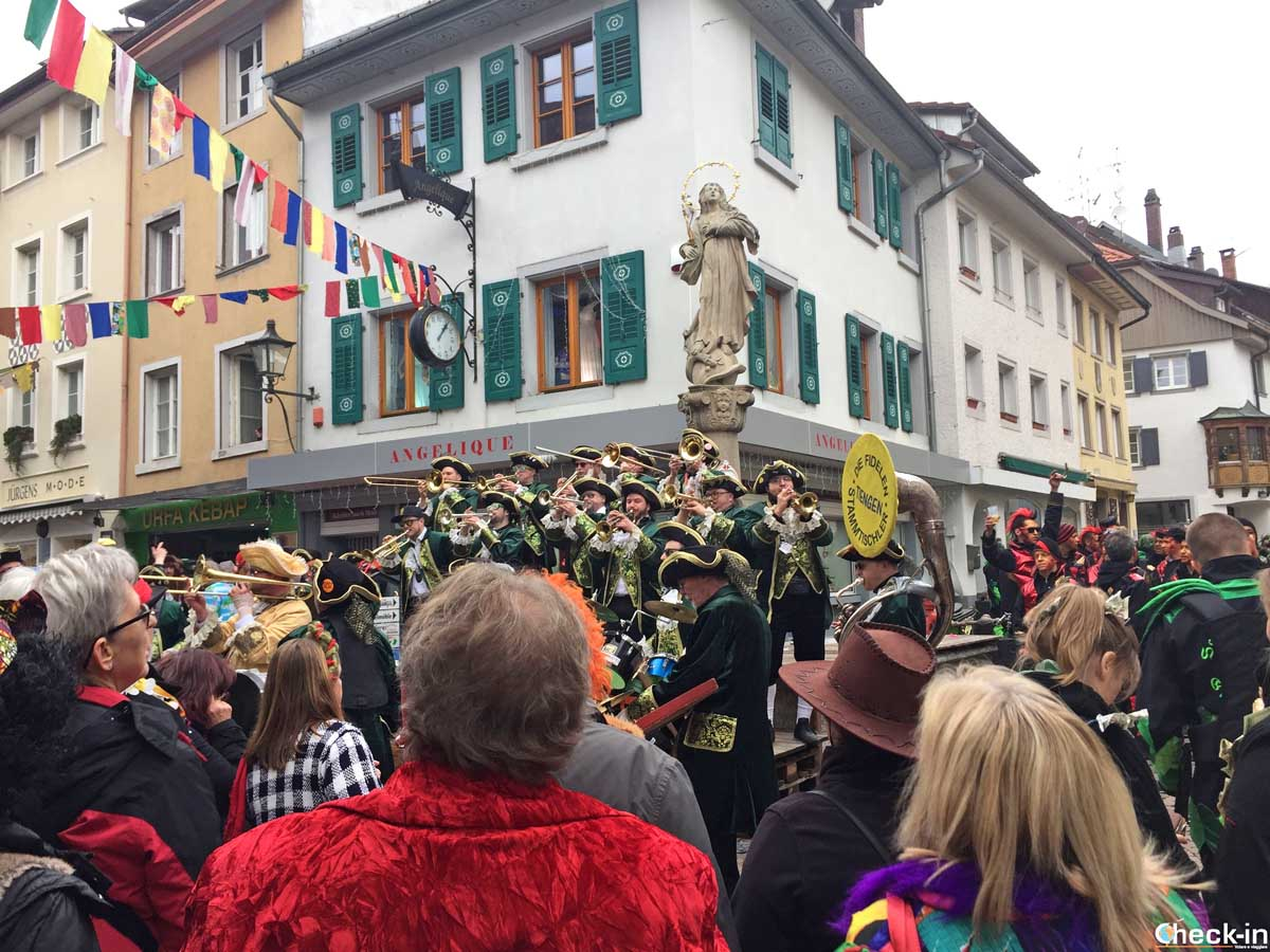 Dove celebrare il Carnevale in Germania: Tiengen