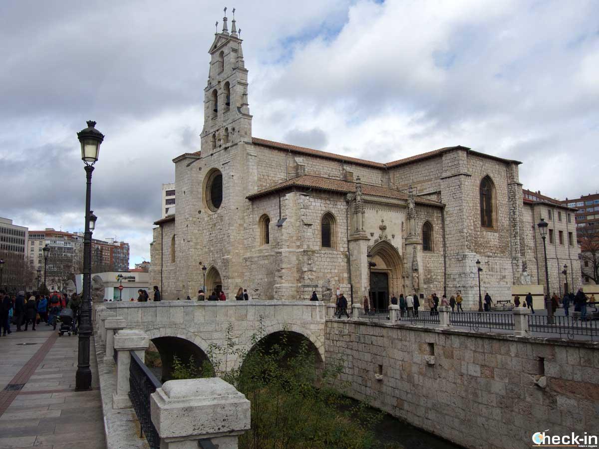 Iglesia Parroquial de San Lesmes Abad en Burgos