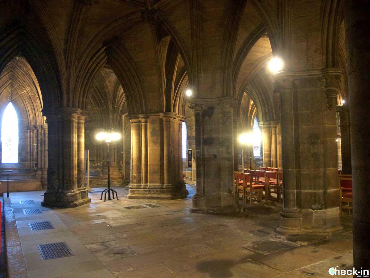 Le location della serie tv Outlander a Glasgow (Scozia)