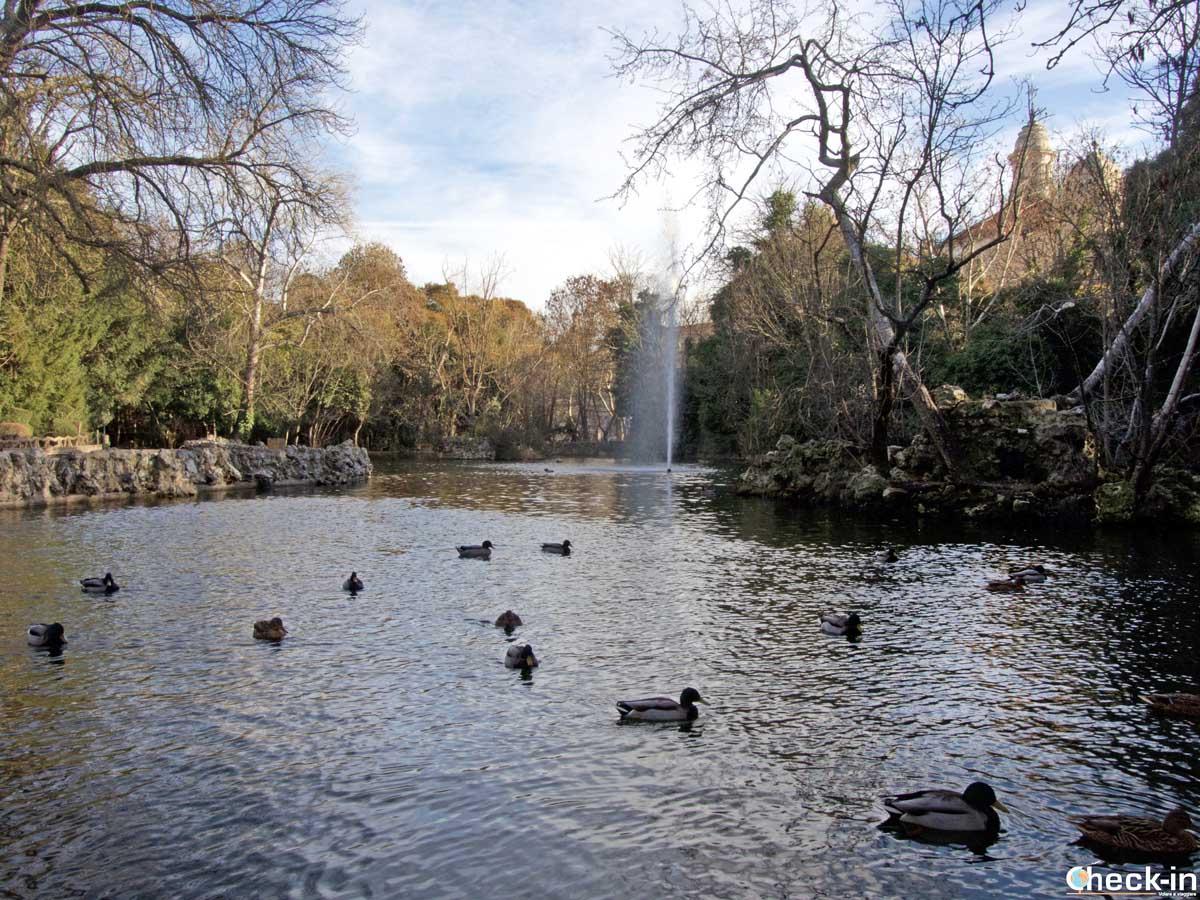 Dove rilassarsi a Valladolid: parco Campo Grande