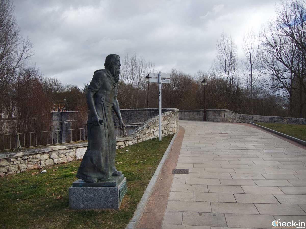Dónde pasa el camino francés en Castilla y León?