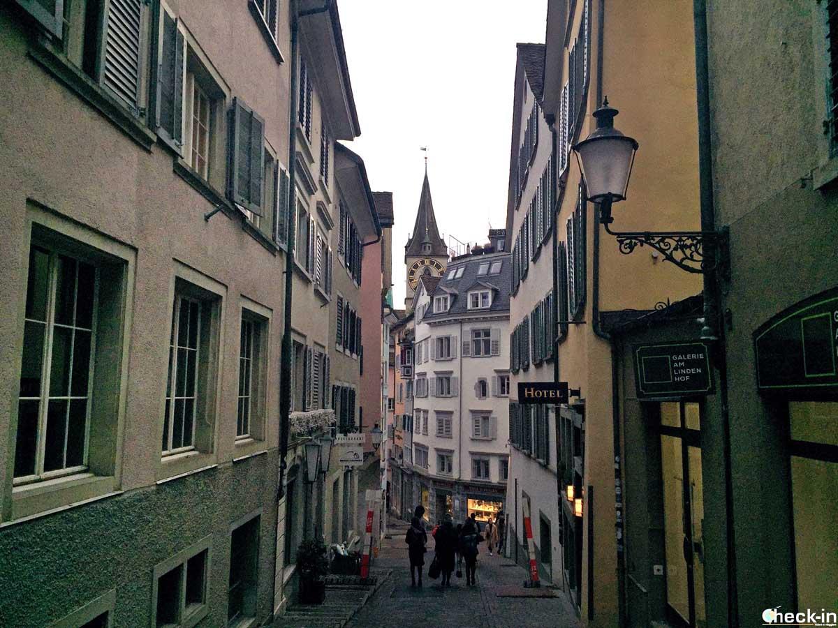 Cosa vedere a Zurigo (Svizzera) in un giorno