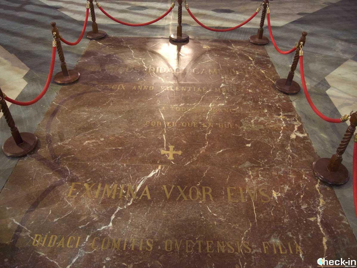 Visita de la Catedral de Burgos - Tumbas de El Cid y Doña Jimena