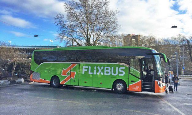 Viaggiare con gli autobus Flixbus: come funziona, le tratte dall'Italia, contatti e la mia recensione