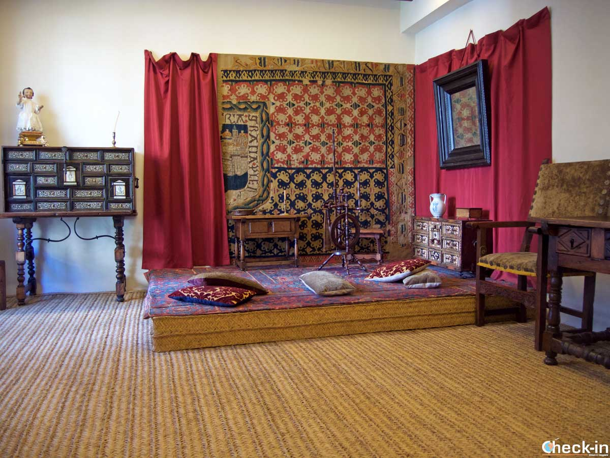Itinerario a Valladolid: la Casa-Museo di Cervantes