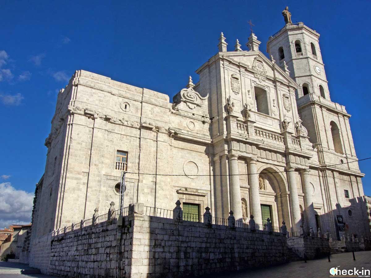 Cosa vedere a Valladolid in due giorni: la Cattedrale