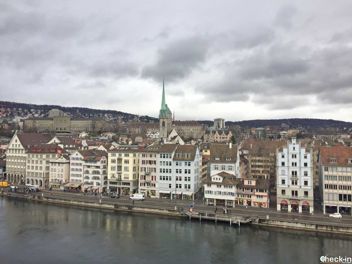 Visita di Zurigo in meno di 24 ore
