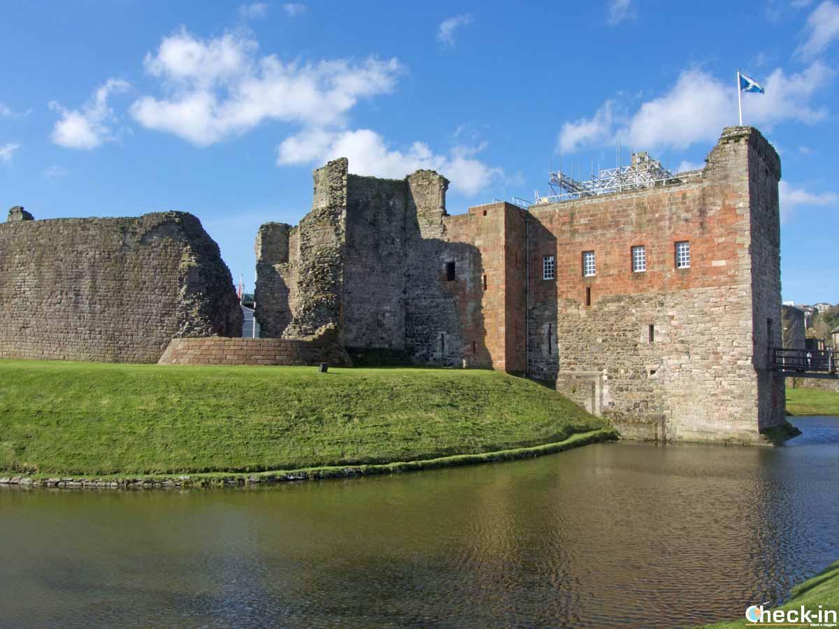 Cosa vedere sull'isola di Bute: il Rothesay Castle