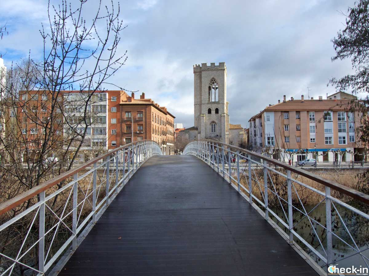 Edificios emblemáticos de Palencia: Iglesia de San Miguel