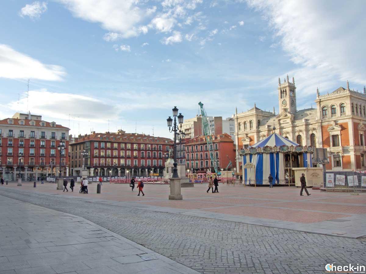 Qué ver en Valladolid en 2 días: la Plaza Mayor