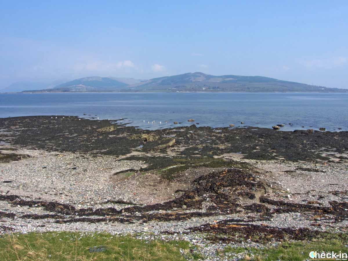 Cartoline dalla costa occidentale della Scozia