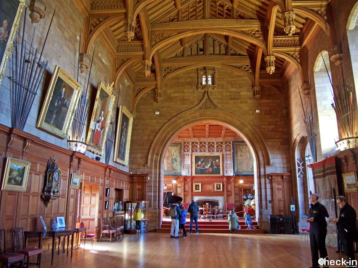 Tour tra Scozia ed Inghilterra - Tappa al castello di Bamburgh
