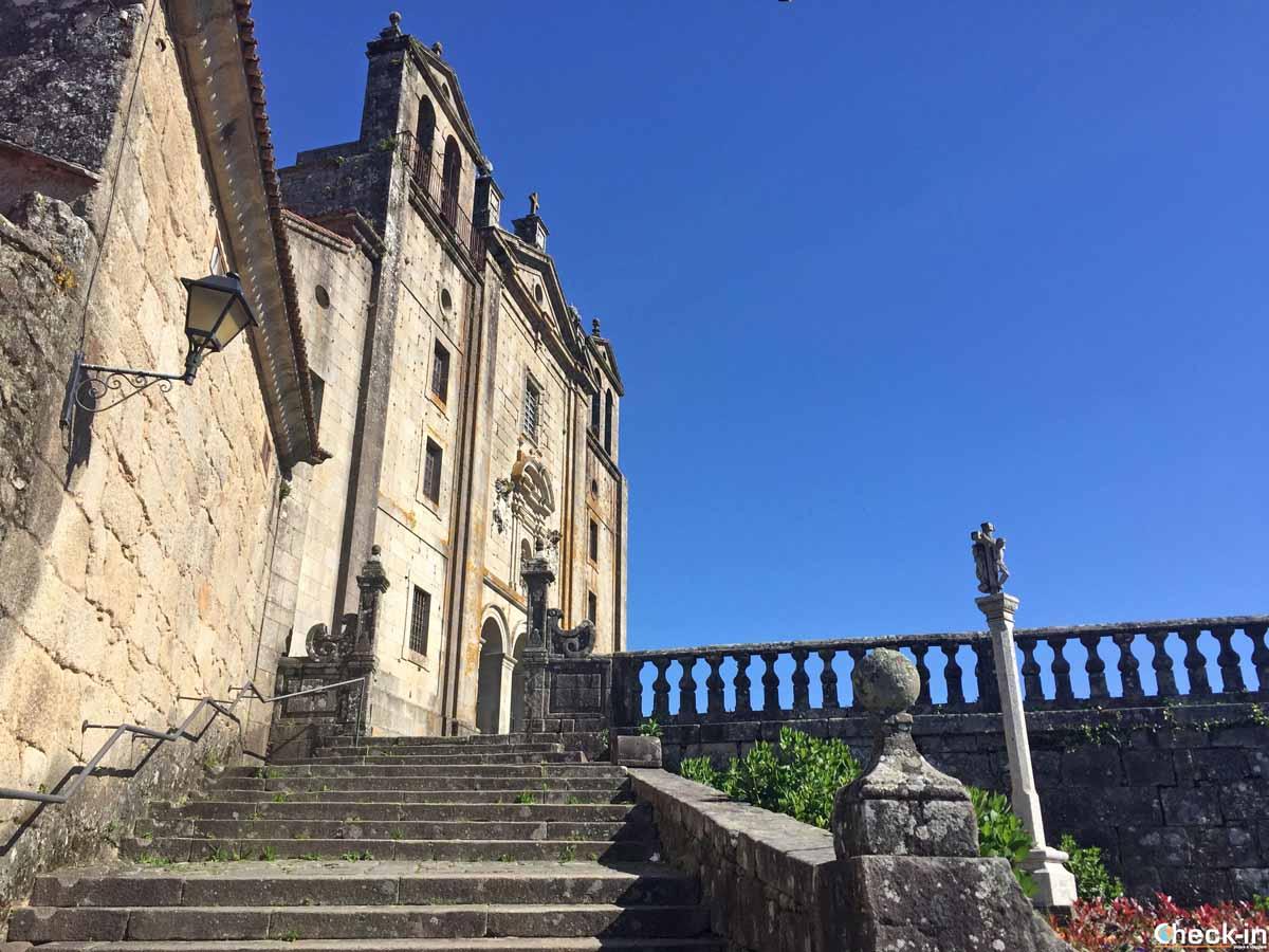 Il Convento del Carmen a Padrón - Galizia, Spagna del nord