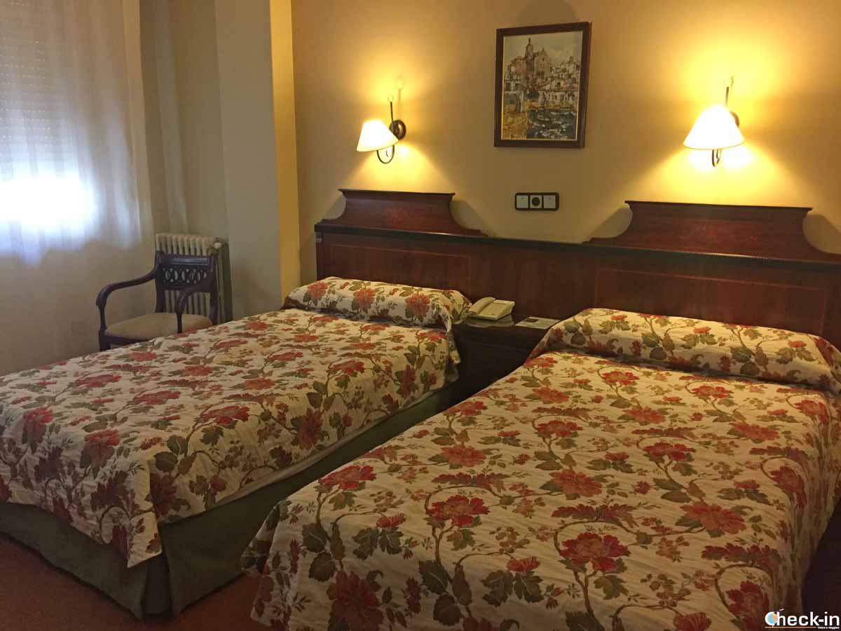 Hotel Rías Bajas a Pontevedra (Galizia del sud)