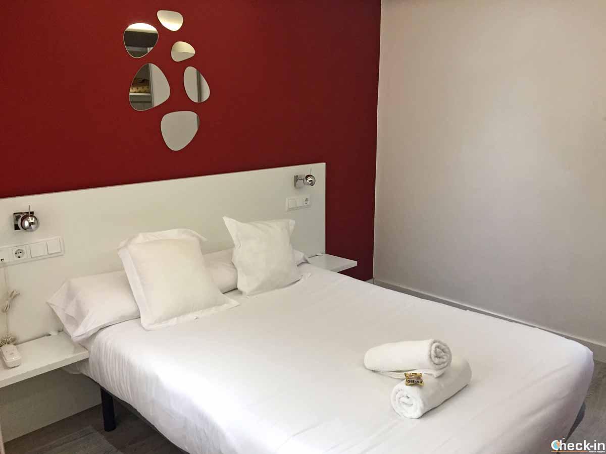 Hotel Celta, vicino alla stazione ferroviaria di Vigo Urzáiz