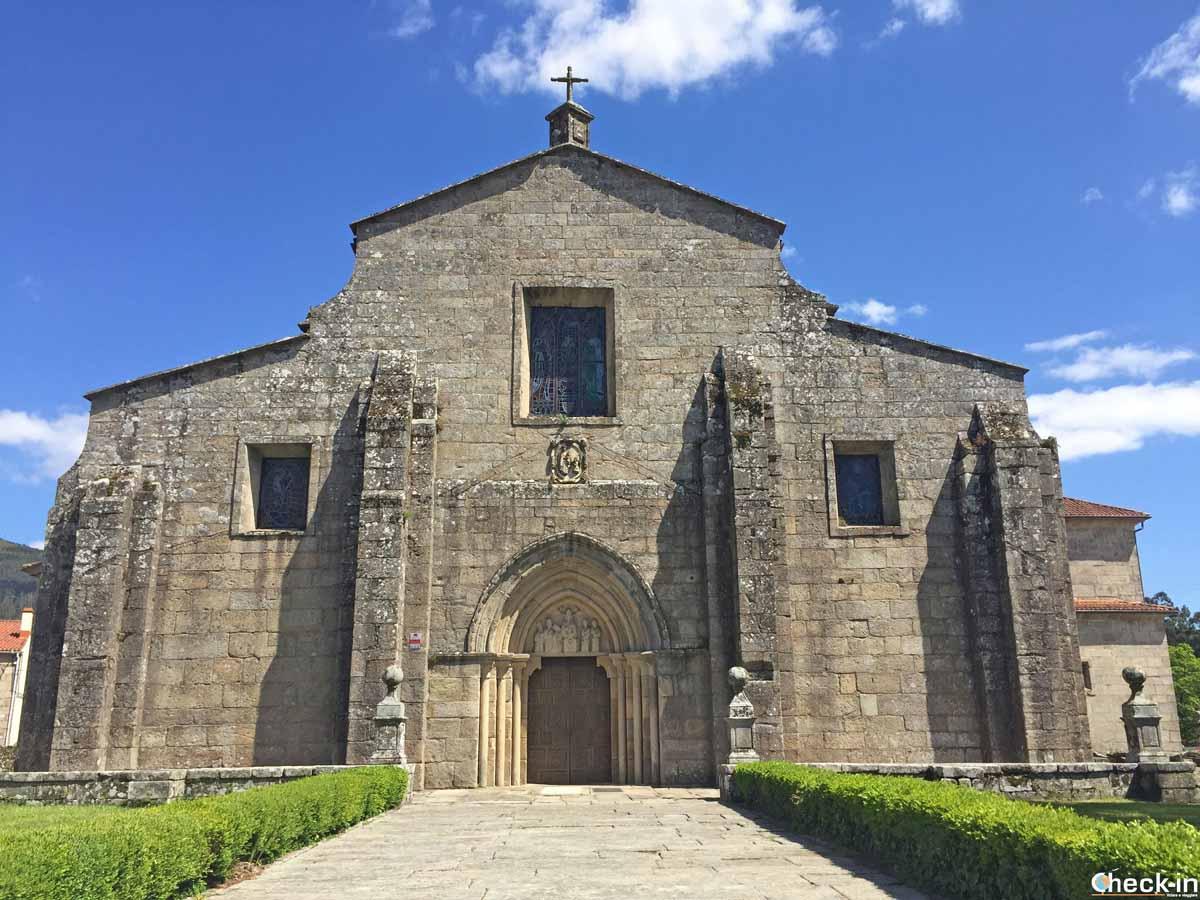 Cosa vedere a Padrón: Chiesa di Santa María A Mayor (Iria Flavia)