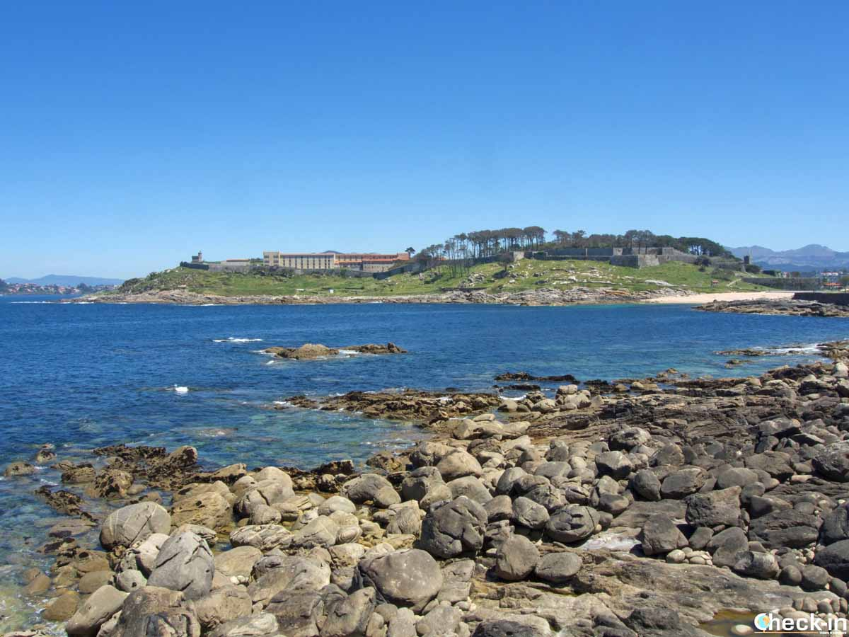 Visita dei dintorni di Vigo (Galizia): tappa a Baiona