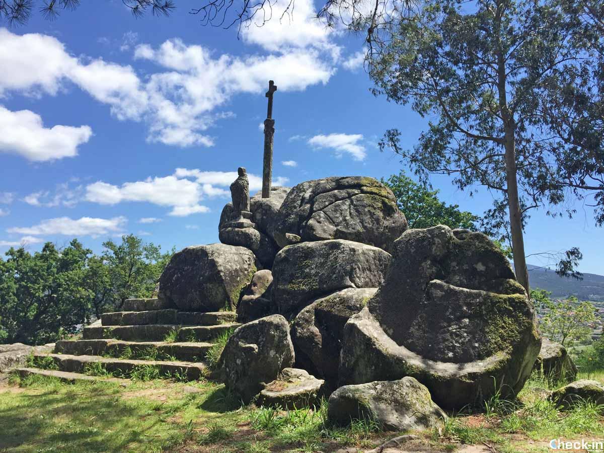 Cosa fare a Padrón: salire a Santiaguiño do Monte