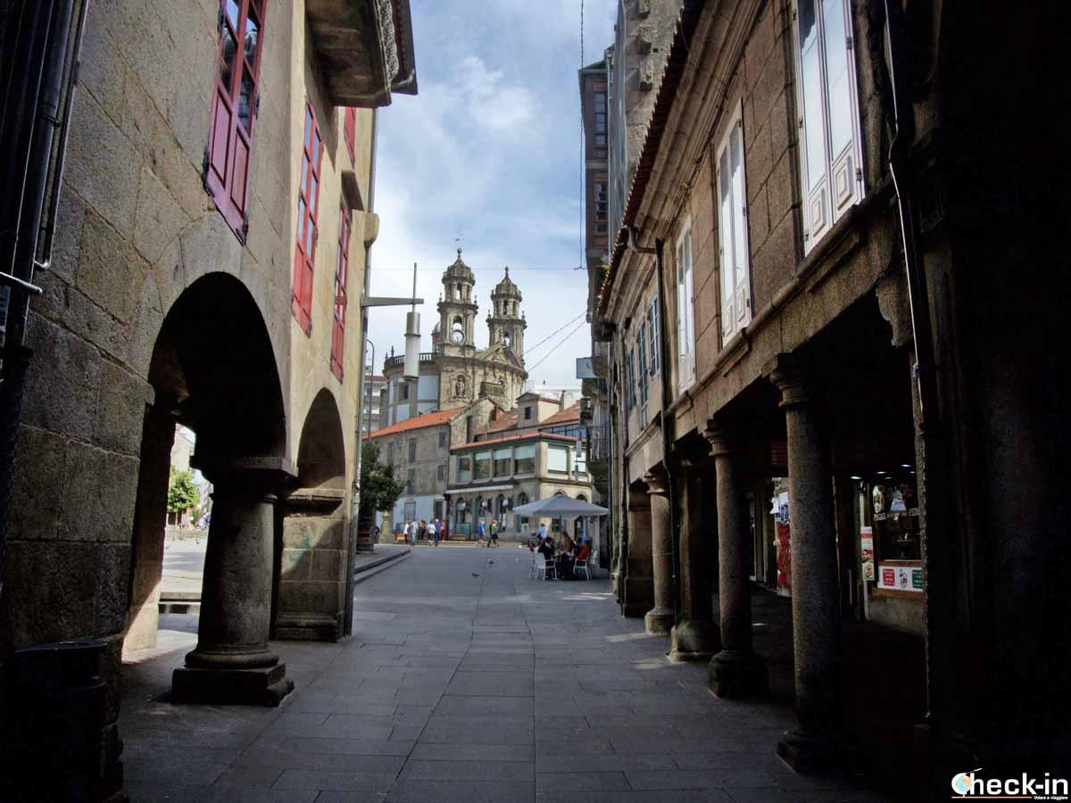 Viaggio nella Galizia meridionale: tappa a Pontevedra