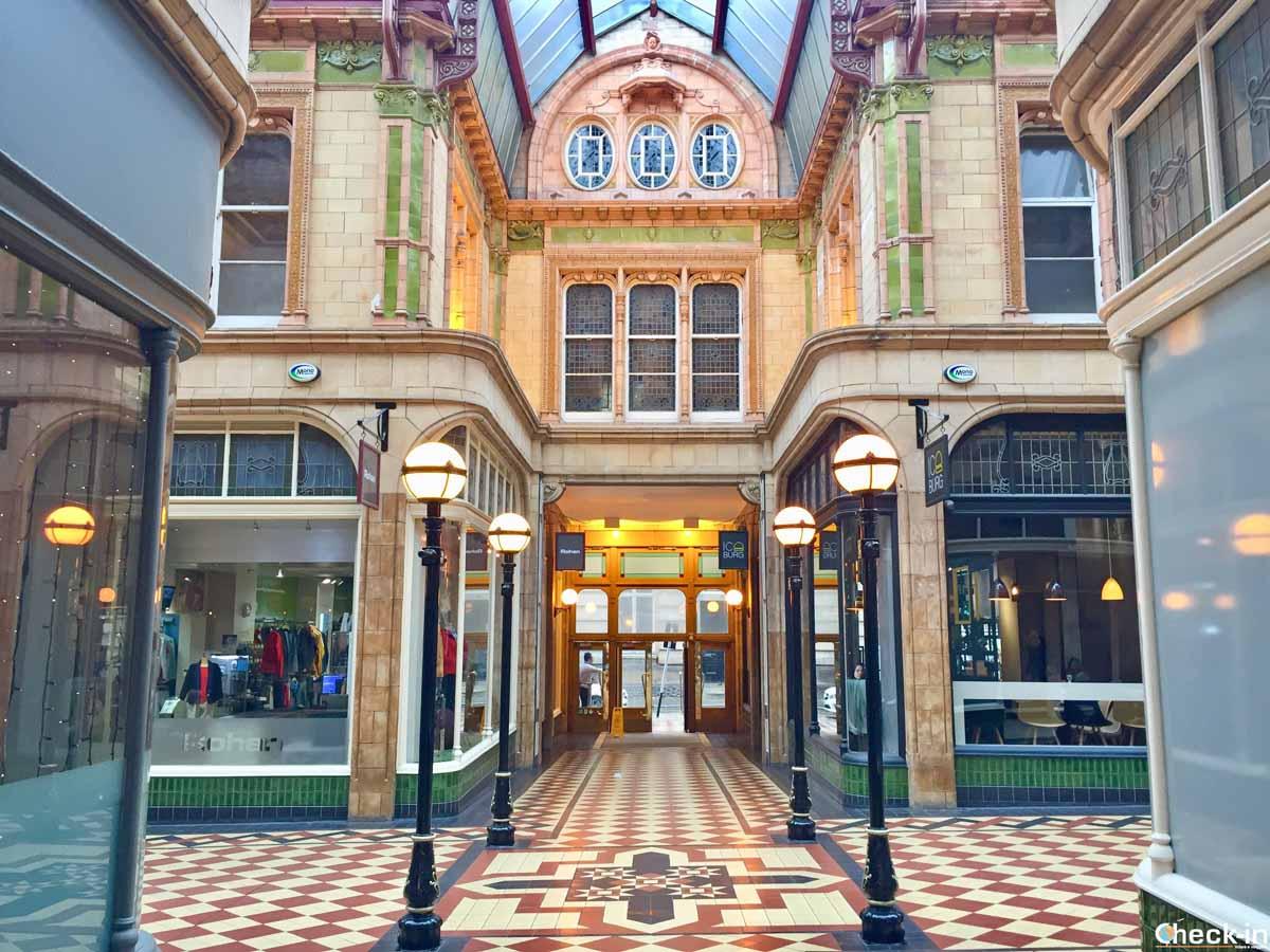 Il centro commerciale vittoriano di Miller Arcade (Preston)