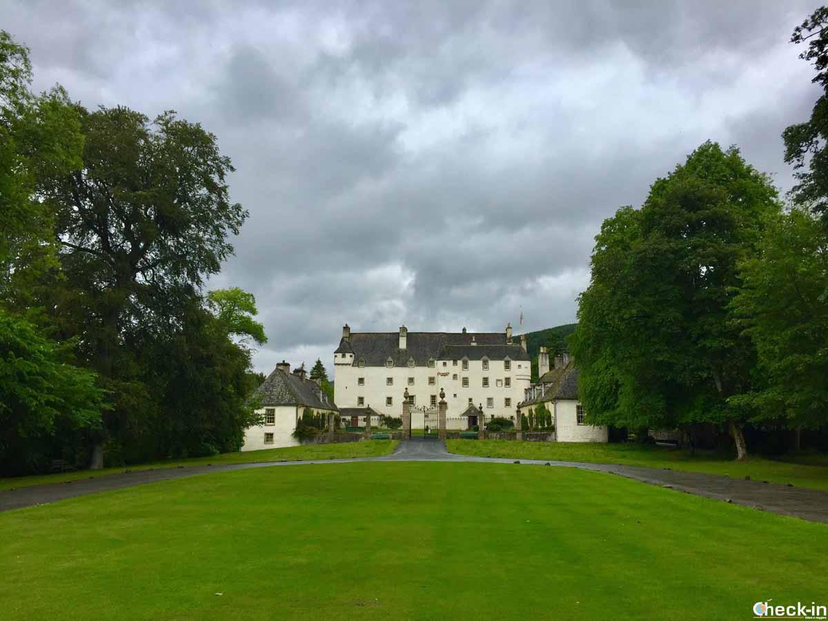 Traquair House, la casa abitata più antica di Scozia