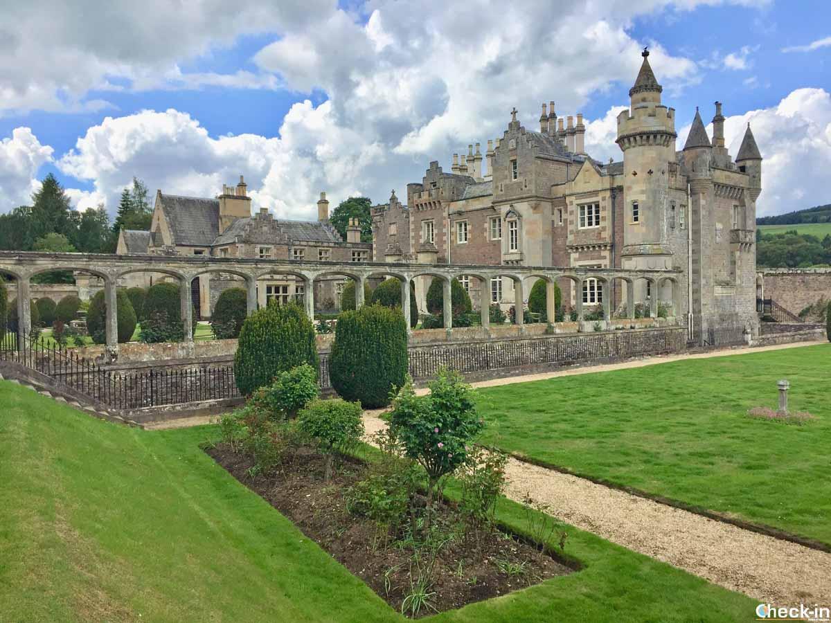Abbotsford House, la casa di Walter Scott