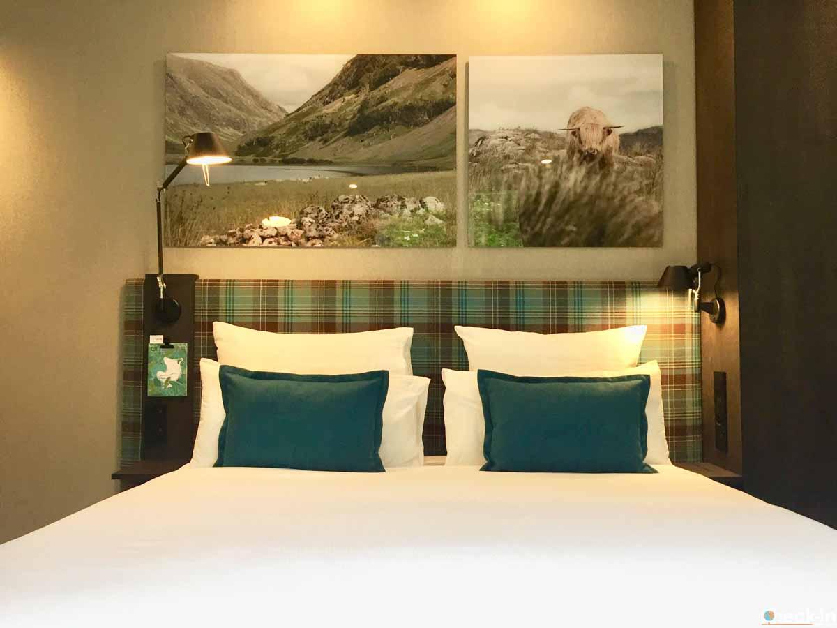 Motel One Edinburgh-Royal vicino al Royal Mile