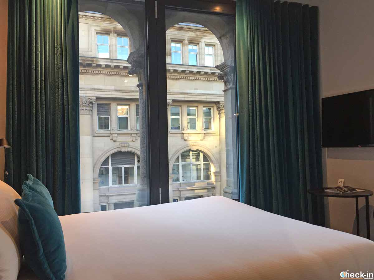Dove dormire a Manchester: Motel One Royal Exchange