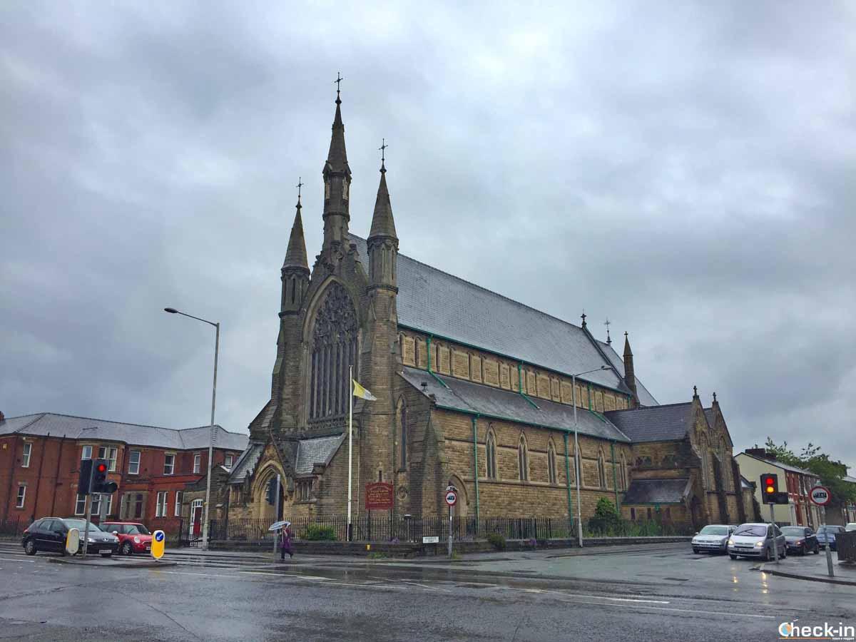 L'English Martyrs Church, Gallows Hill (Preston)