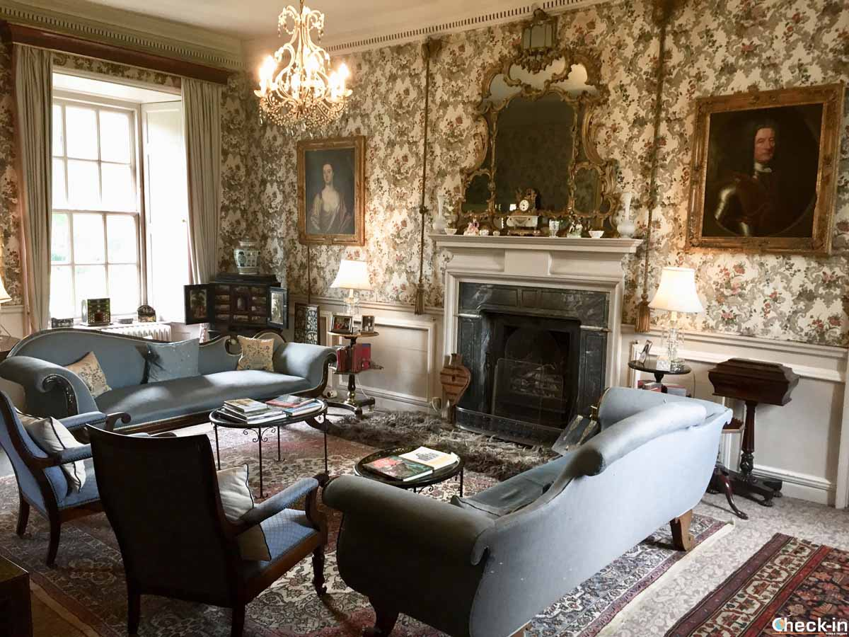 Visita della Traquair House - Innerleithen (Scozia)