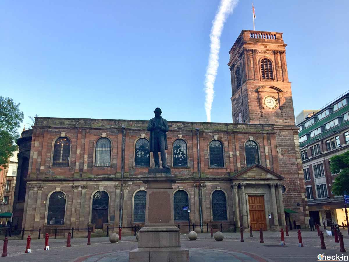 Cosa vedere a Manchester, la St Ann's Church