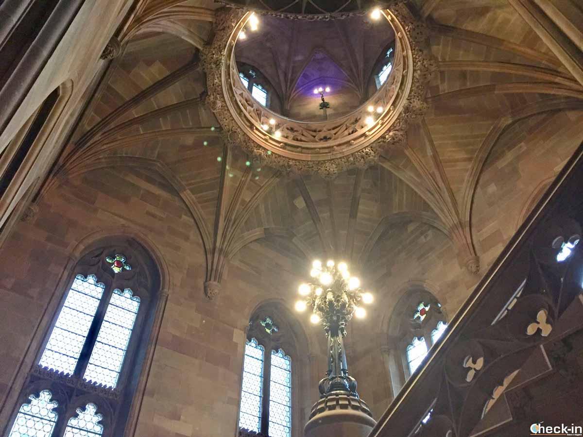 Cosa vedere a Manchester in un giorno: la John Rylands Library