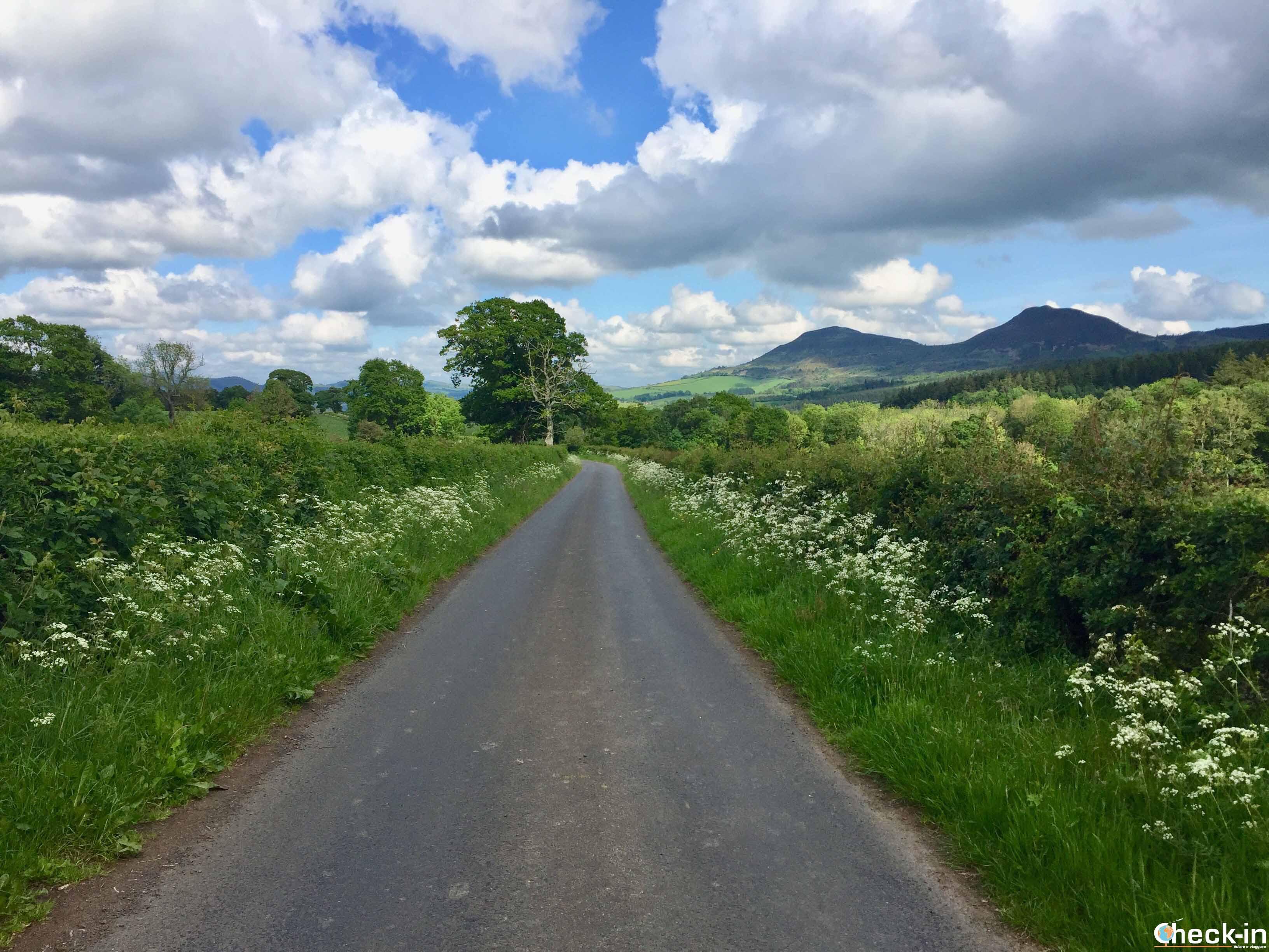 Escursioni negli Scottish Borders a Tweedbank