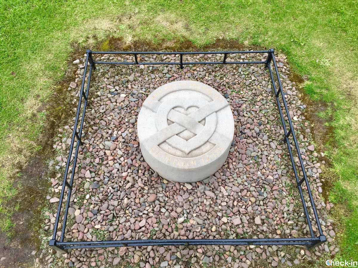 Dove si trova il cuore di Robert the Bruce in Scozia?