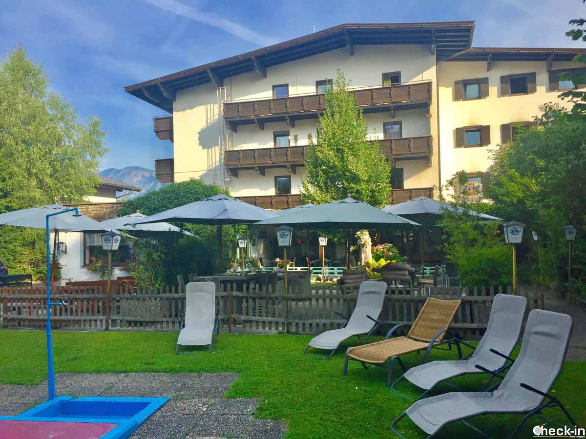 Piscina dell'Hotel Linde a Wörgl (Austria)