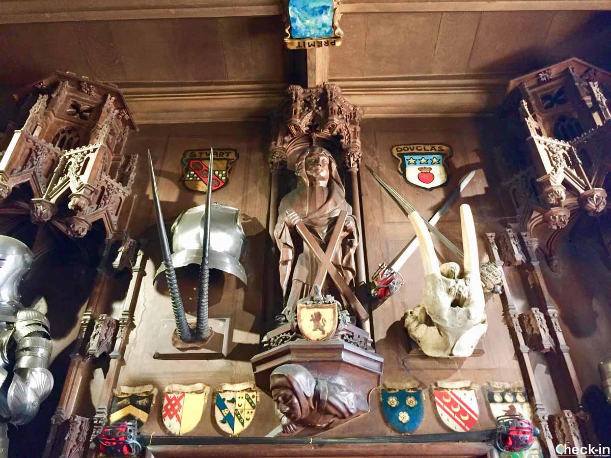 Visita della casa di Sir Walter Scott negli Scottish Borders